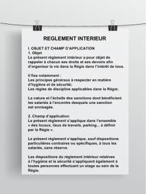 Règlement intérieur : les principes à suivre | La vie ordinaire du travailleur de DEVOTEAM | Scoop.it
