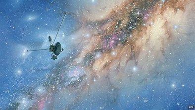 Voyager surfs Solar System's edge | WORLDME | Scoop.it