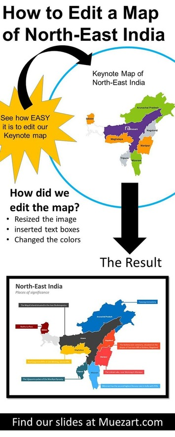 North East India Map - Complete Set | MAPS  Ideas, Examples, Resources | Scoop.it