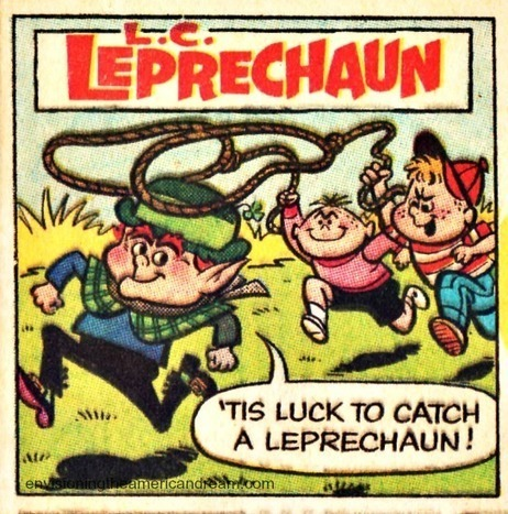 A Magically Delicious St. Patrick's Day | A Cultural History of Advertising | Scoop.it