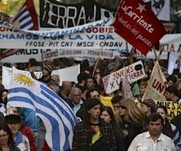 Thousands march against large-scale mining in Uruguay | Environment | Scoop.it