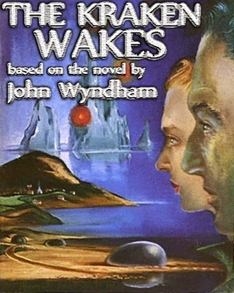 Marcianos Como No Cinema: Descrições de catástrofe em 'A Ameaça do Fundo do Mar' de John Wyndham   Ficção científica literária   Scoop.it