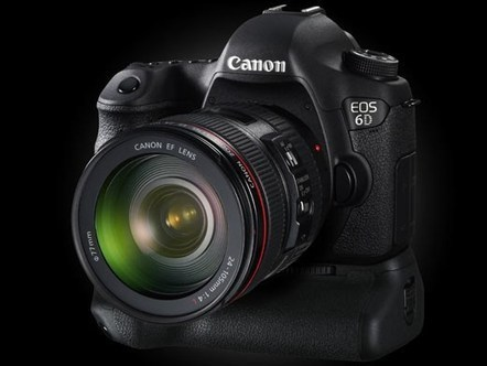 Just Posted: Canon EOS 6D In-depth Review | The World of Photography | Scoop.it