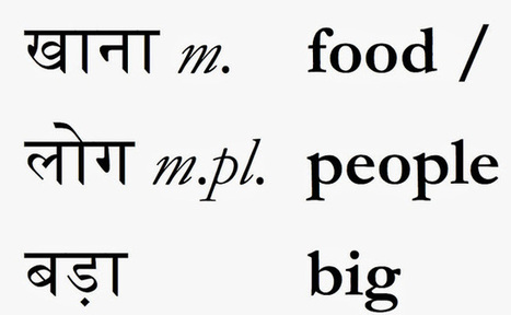 I am still learning: learning hindi through english | abdovic | Scoop.it