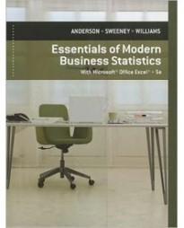 Test Bank For » Test Bank for Essentials of Modern Business Statistics, 5th Edition: David R. Anderson Download | Joe Madden | Scoop.it