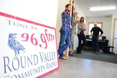Volunteers bring radio station KYBU to Covelo | LPFM | Scoop.it