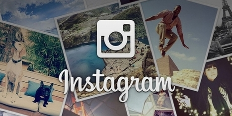 Comment les marques françaises utilisent Instagram | Marketing+Services Kitchen | Scoop.it