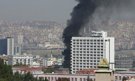 Kurdish rebel group PKK disowns Ankara attack - Region - World - Ahram Online | Human Rights and the Will to be free | Scoop.it
