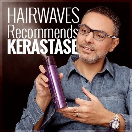 We recommend Kerastase for Hair Prep, Construct, and Finish | Latest And Trendiest Hairstyling Techniques | Scoop.it
