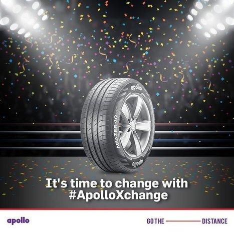 Apollo-Tyres-Tweet from @apollotyres | tyre news | Scoop.it