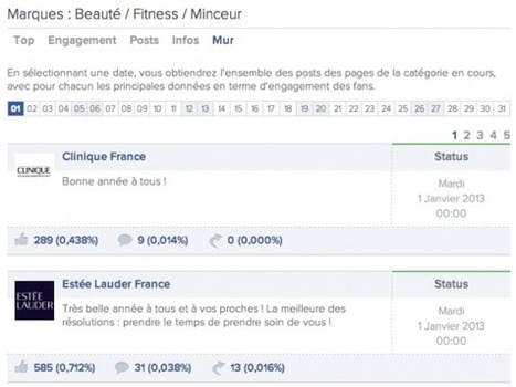 ShoorK, une Solution Complète pour l'Analyse des Pages Fan Facebook | Digital Martketing 101 | Scoop.it