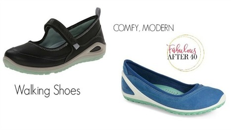 The Most Comfortable Walking Shoes for Europe - Cute and Stylish | Small Business | Scoop.it