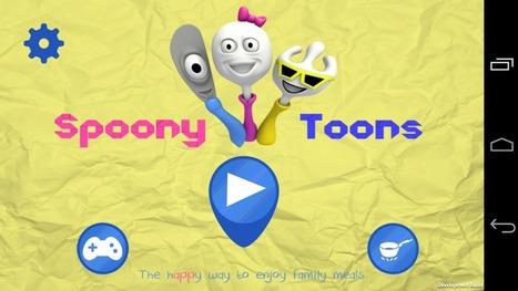 Spoony Toons, aplicación de educación alimentaria infantil | Educacion, ecologia y TIC | Scoop.it