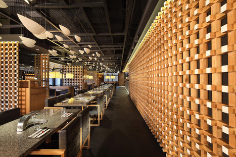 The Cool Hunter - Yakiniku Master Japanese Barbecue Restaurant - Shanghai, China | What Surrounds You | Scoop.it