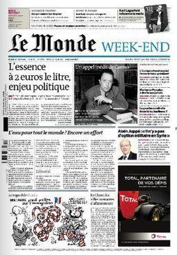 El periodismo libre, en un texto inédito de Albert Camus | Ciberperiodismo | Scoop.it