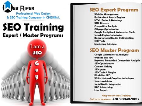 Best SEO training institute in Chennai | Best SEO Training institute in Chennai | Scoop.it