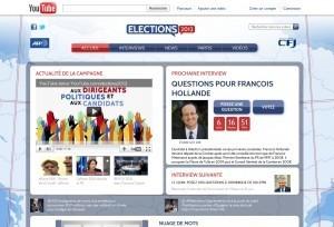 "Youtube lance la chaîne ""Elections 2012"" | Toulouse networks | Scoop.it"
