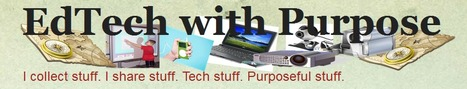 """EdTech with Purpose: 10 Apps for """"iLearning"""" with iPads 