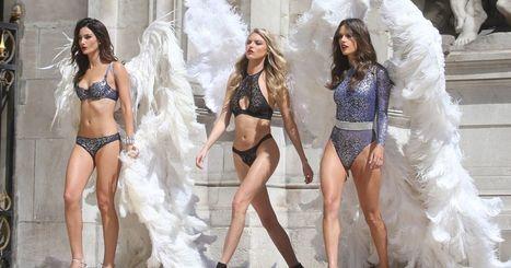 Photos : Les Anges ultra sexy de Victoria's Secret s'éclatent à l'Opéra de Paris | Radio Planète-Eléa | Scoop.it