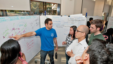 What Stanford's Startup Garage Teaches Us About Invention and Innovation | Together we can achieve ANYTHING | Scoop.it
