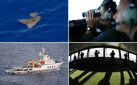MH370 search becomes most expensive aviation hunt in history, yet still no clues - Telegraph   Aviation & Airliners   Scoop.it