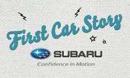 Subaru - First Car Story | #websdesign inspiration | Scoop.it