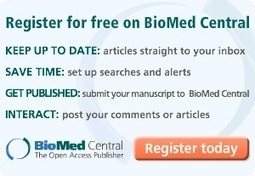 BioMed Central | The Open Access Publisher | Aprendiendo a Distancia | Scoop.it