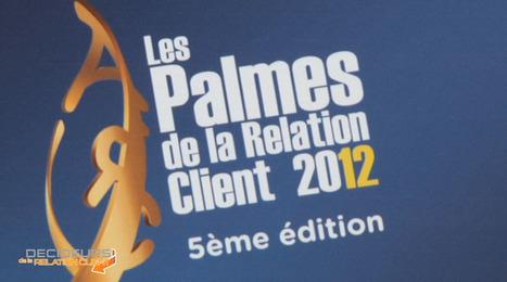 Les Palmes de la Relation Client 2012 : Et le prix de l'entreprise n.1 sur les medias sociaux revient à … | RelationClients | Scoop.it