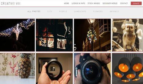 Creative Vix: gran selección de imágenes gratis para cualquier uso | interNET | Scoop.it