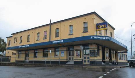 Revamped Steelworks Hotel back on market | Port Kembla Today and Yesterday | Scoop.it