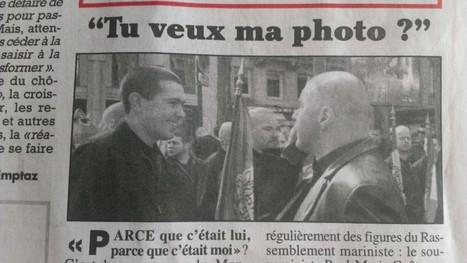 Clément Méric: son agresseur et Serge Ayoub des JNR ensemble sur des photos   Regards écologistes sur l'extrême-droite   Scoop.it