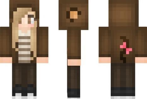 PixeledMe Minecraft | Monkey Minecraft Skin | Mngvvjghyjgvv | Scoop.it