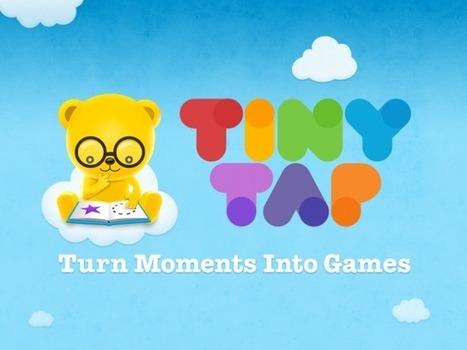 TinyTap: t'atreveixes a crear els teus pròpis jocs interactius? | iPad classroom | Scoop.it