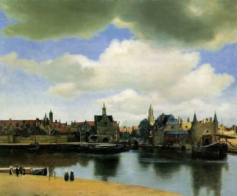 Vermeer. Intimismo y evasión en el siglo XVII holandés | Rebollarte | Scoop.it