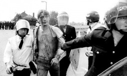 Andy Burnham calls for Hillsborough-style inquiry into 'battle of Orgreave' | British Isles | Scoop.it