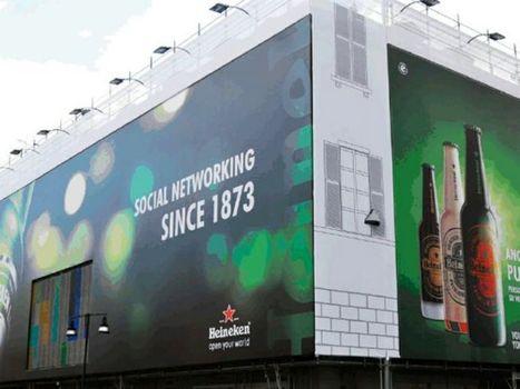 Heineken lancia una campagna social con wall interattivo nel cuore della movida milanese - Event Report | Carlo Mazzocco | Il Web Marketing su misura | Scoop.it