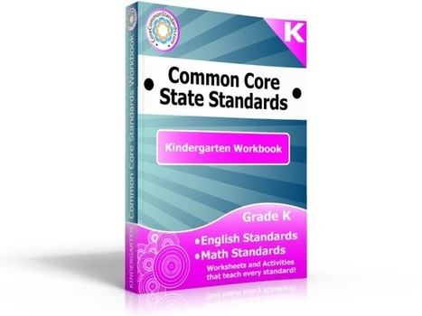 Transitional Kinder with Mrs. O: Kindergarten Common Core | Get The Primary Core | Scoop.it