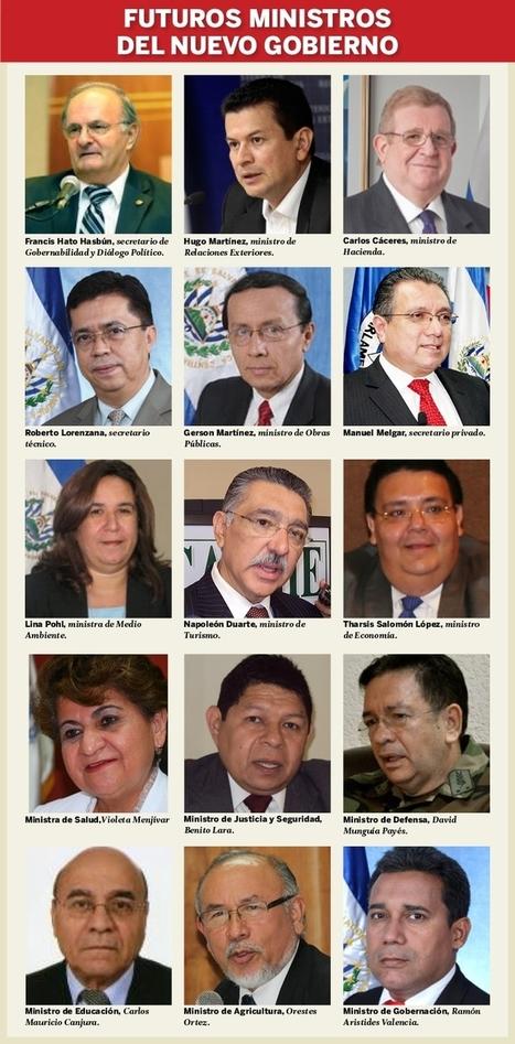 Conozca quiénes son los ministros del nuevo gobierno | HISTORIAS & REALIDADES | Scoop.it