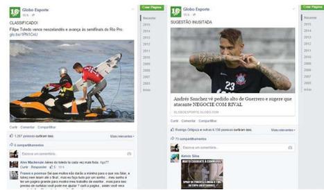 Las estrategias en las Redes Sociales: Un análisis de los principios periodísticos deportivos en Facebook /Eduardo Araujo Donida | Espacios Multiactorales | Scoop.it