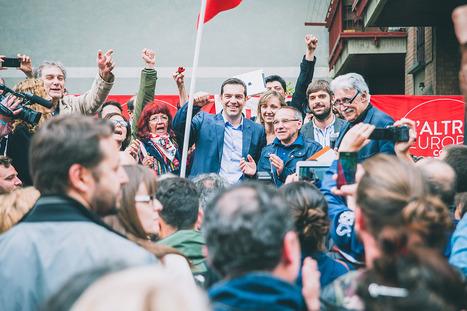 Greece lights up Europe   Peer2Politics   Scoop.it