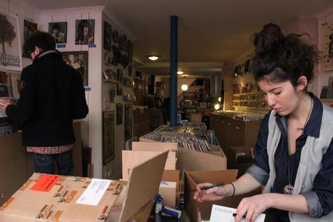 Le vinyle, microsillon, maxi tendance | what's up in librairies ? | Scoop.it
