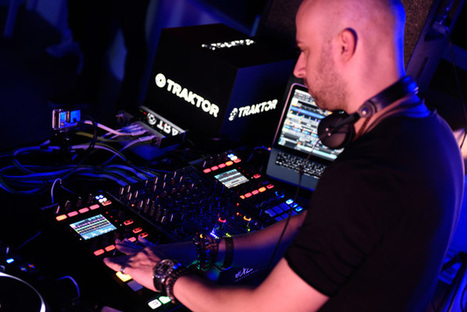 Native Instruments teases a portable, touch-sensitive DJ deck | Mobile & Technology | Scoop.it