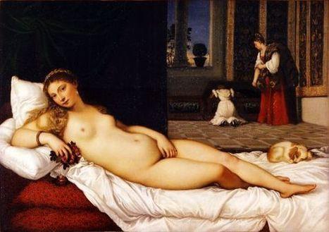 Los mejores desnudos femeninos de la historia del arte | Rebollarte | Scoop.it