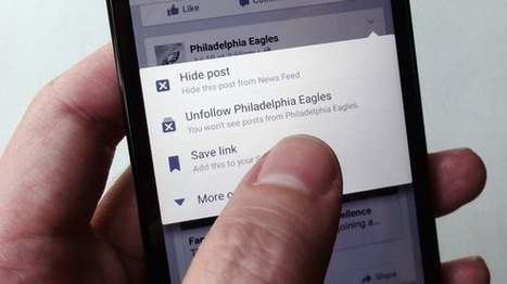 9 fantastic Facebook tips for Android and iOS users | All Facebook | Scoop.it