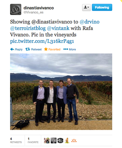 Blending Tradition and The Modern World aka Rioja Wineries - VinTank | Wine Time | Scoop.it