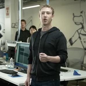 Mark Zuckerberg Stars In New Facebook Home Ad [VIDEO] | Social Media, the 21st Century Digital Tool Kit | Scoop.it