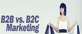 B2C vs. B2B Marketing Myths ScentTrail Marketing | Curation Revolution | Scoop.it