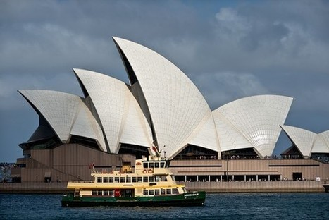 You Can Now Buy a Piece of Sydney's Opera House | Opera & Classical Music News | Scoop.it