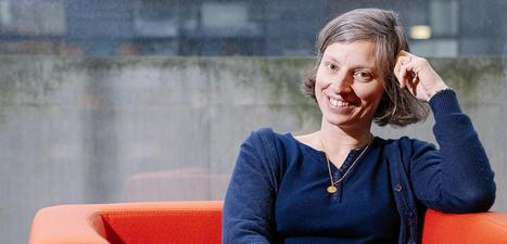 Laure Saint-Raymond, la boss des maths   Elle est mathophile !   Scoop.it