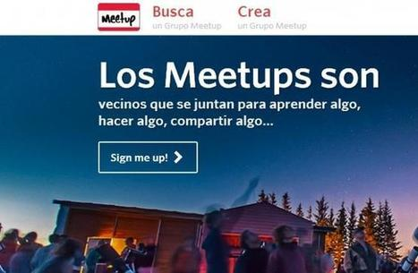 MySpace y MeetUp, unas de las redes sociales más populares del ... - Cromos.com.co | Aulatech | Scoop.it